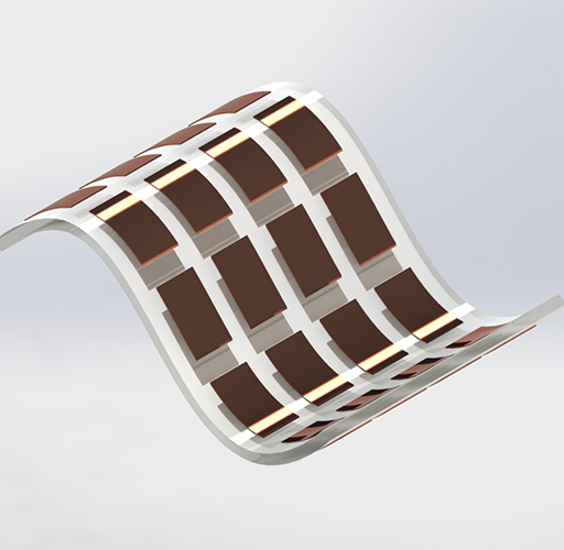 Flexible Thermoelectric modules:
