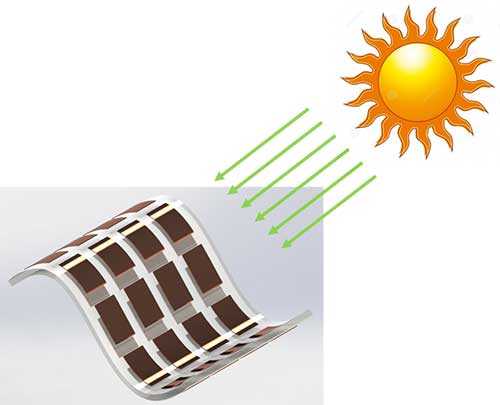 Thermoelectric modules can be used in the solar thermoelectric generator systems (STEGs) to convert solar energy to the useful electricity. Even though they have less efficiency than the photovoltaic (PV) systems but are more appropriate for the concentrated solar and high temperature applications. Due to the higher input energy and heat flux to the system, even with lower efficiency they can generate more power than PV cells.